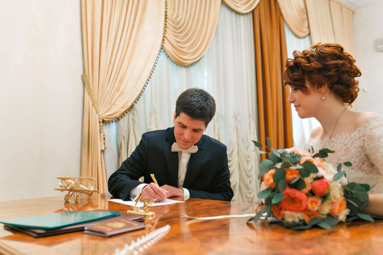 Московское небо: свадьба Антона и Марии