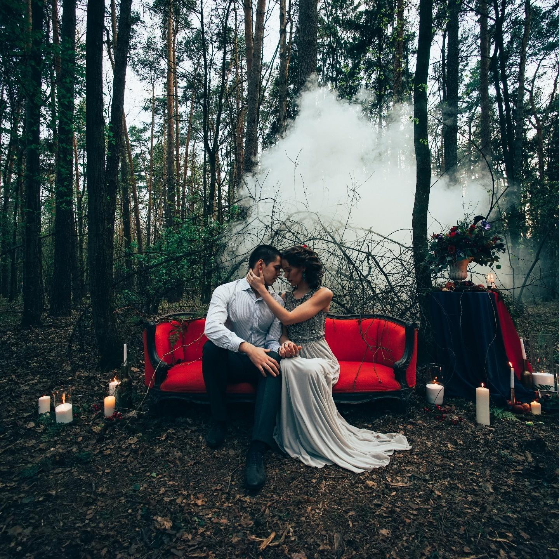 Таинство леса: love-story Гульназ и Владимира