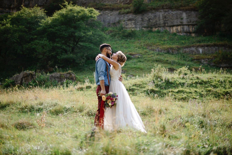 Влюбленные в горы: свадьба Кирилла и Ангелины
