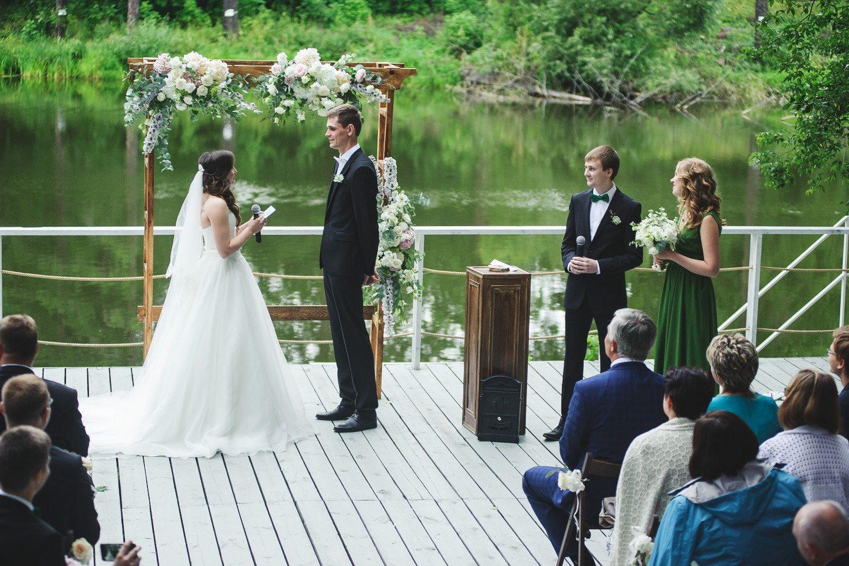 Время для счастья: свадьба Андрея и Марии