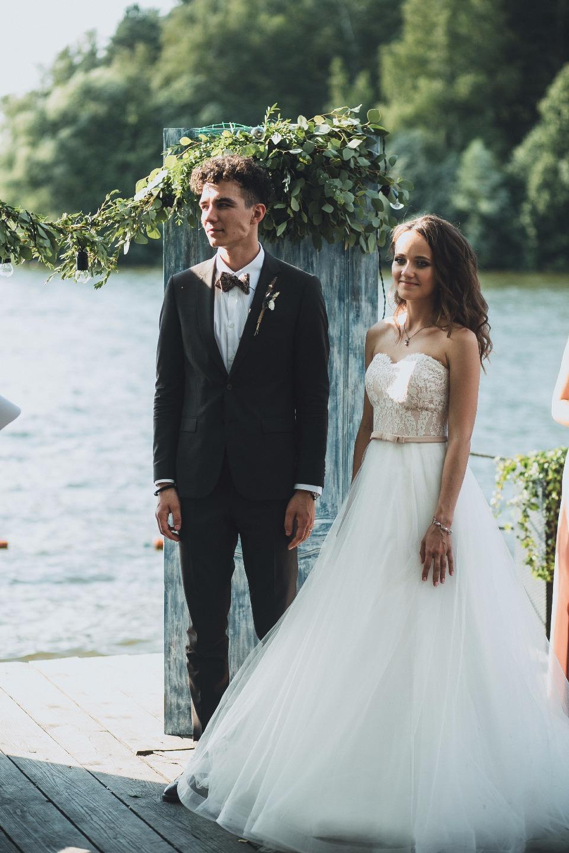 Летний дождь: свадьба Александра и Екатерины