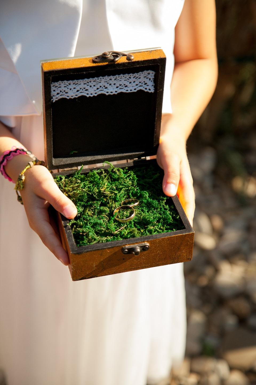 Праздник своими руками: свадьба Александра и Елены