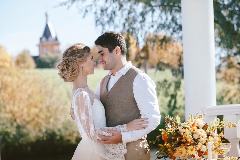 Краски осени: love-story Насти и Гора