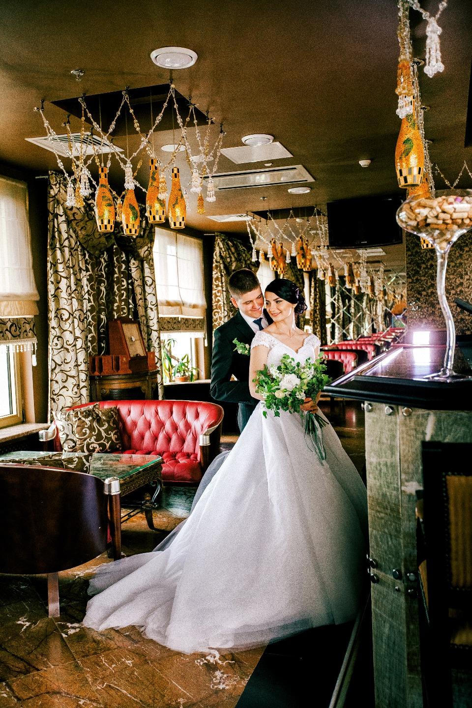 Роскошь любви: свадьба Богдана и Алены