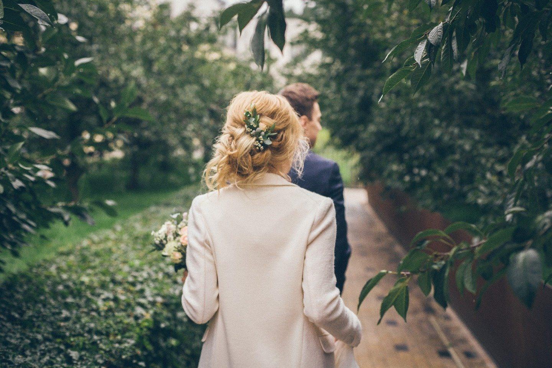 Тепло двух сердец: свадьба Дмитрия и Ангелины