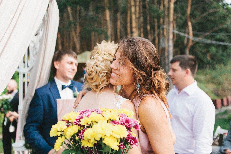 Natural wedding style: свадьба Дмитрия и Кристины