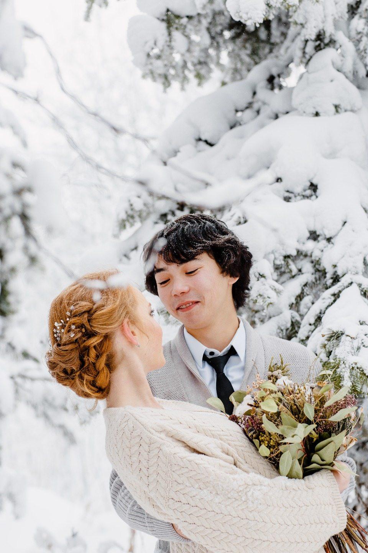 Дыхание Байкала: стилизованная фотосессия Дарьи и Александра