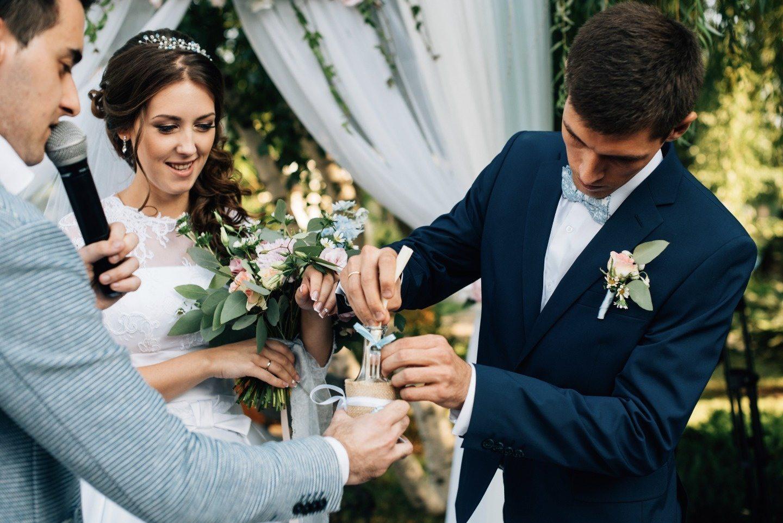 Путешествие длиною в жизнь: свадьба Максима и Иры