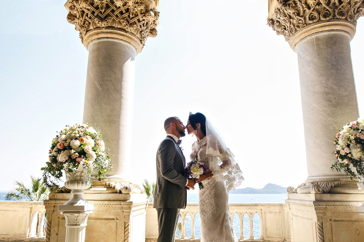 Сказка на озере Гарда: свадьба Михаила и Дарьи