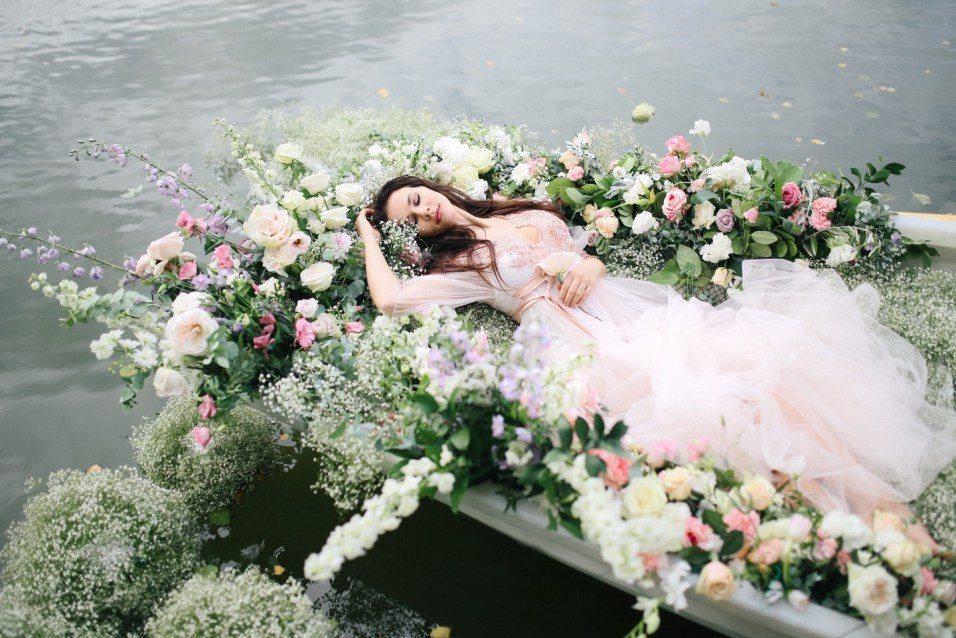 Развенчиваем мифы о весенней свадьбе