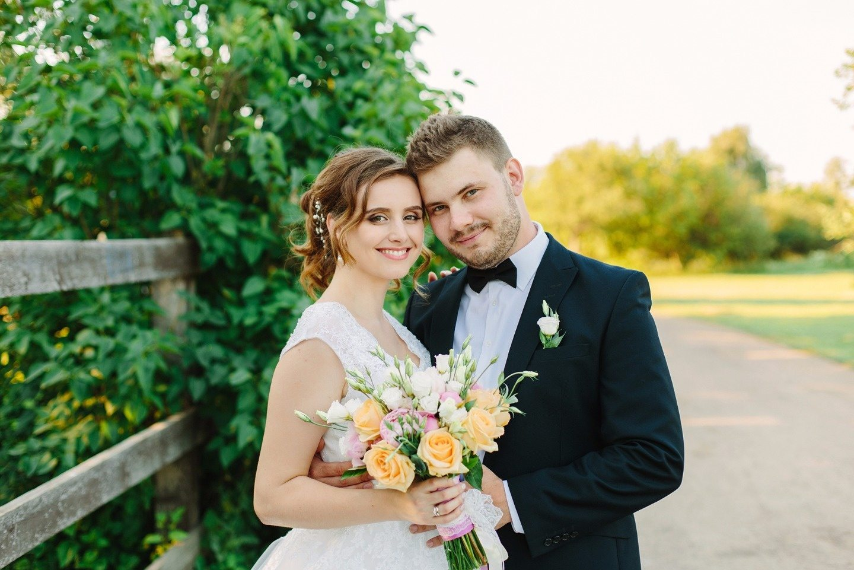 Солнечная прогулка: свадебная love-story Павла и Виктории