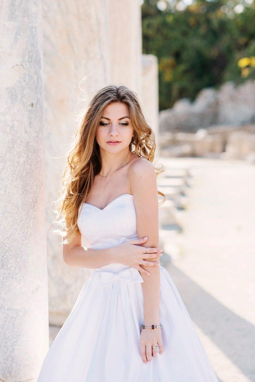 Путешествие в лето: свадебная love-story Веры и Сергея