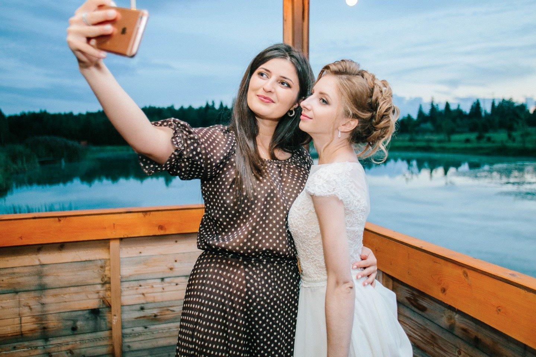 Легкость и простота: свадьба Ани и Артема