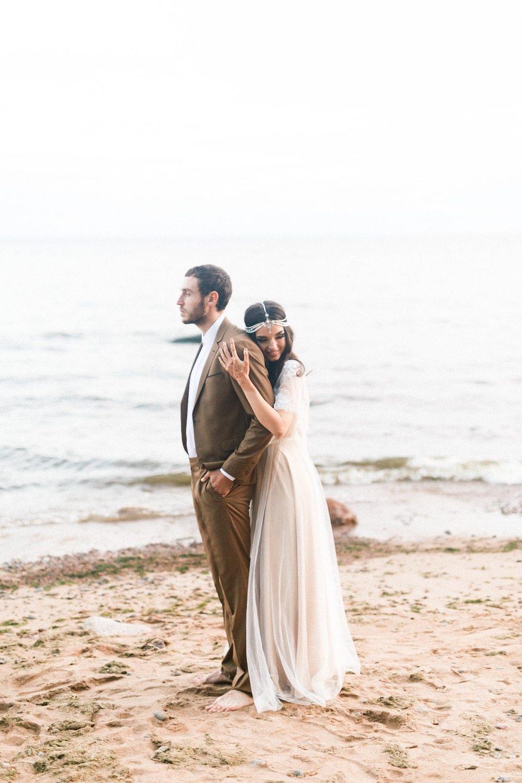 Нити судьбы: стилизованная фотосессия Даши и Ромы