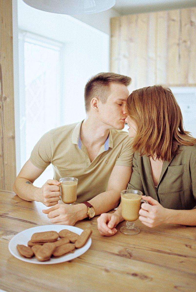 Одним счастливым утром: love-story Ильи и Евгении