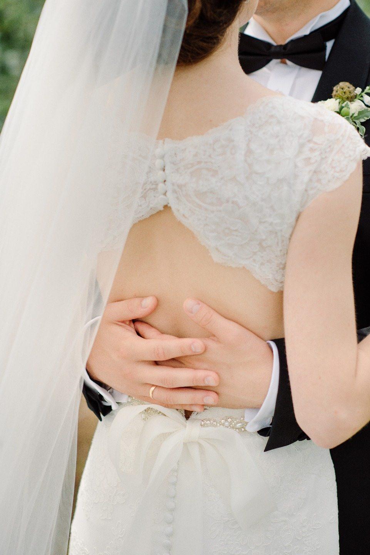 Таинство нашей любви: свадьба Елены и Романа