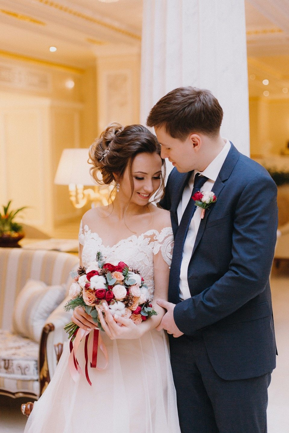 Волшебство для двоих: свадьба Евгения и Анны