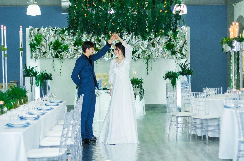 Весенняя сказка: свадьба Ивана и Марии