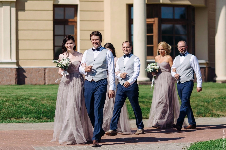 Элегантность классики: свадьба Михаила и Ольги