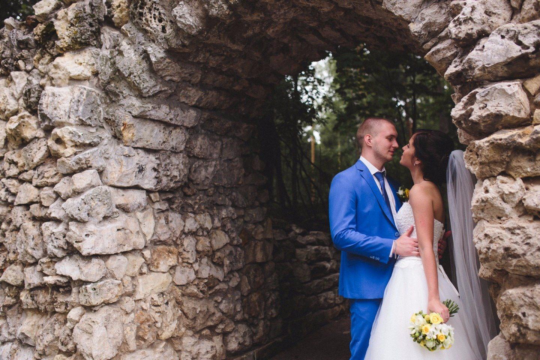 Своими руками: свадьба Михаила и Валерии