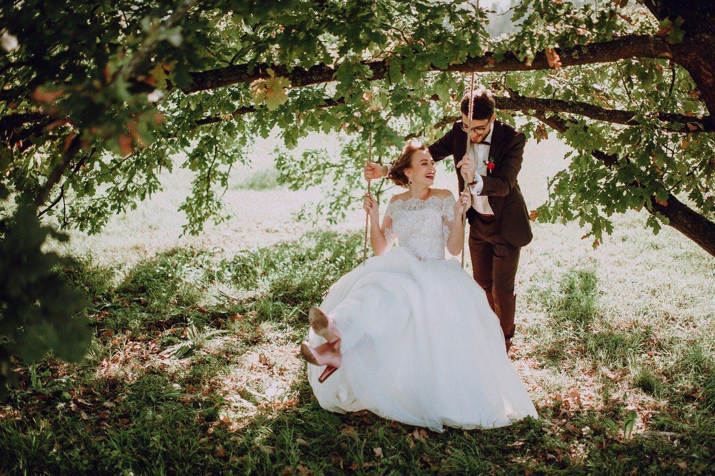 Яркие чувства: свадьба Пети и Кати