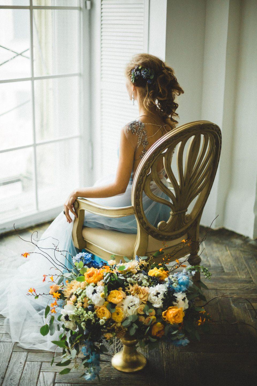Мгновения для двоих: стилизованная фотосессия Леонида и Юлии