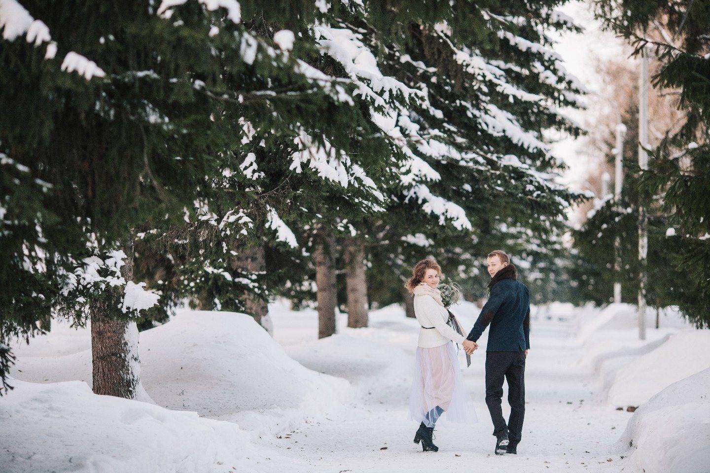 Семейные ценности: свадьба Тёмы и Кати