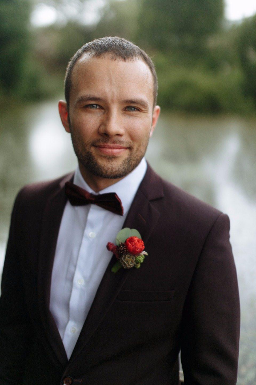 Благородный шик: свадьба Георгия и Алины