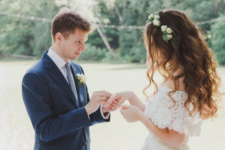 Домик в лесу: свадьба Льва и Лидии