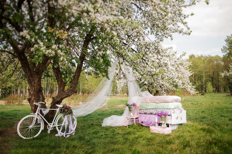 Цветущий сад: love-story Дмитрия и Анастасии